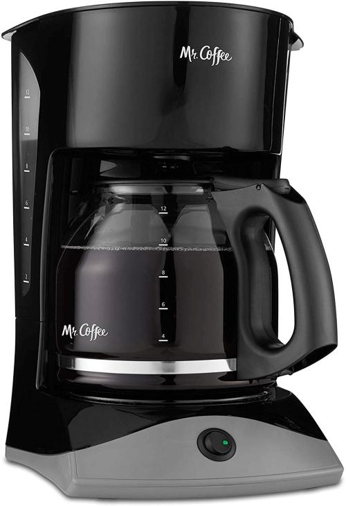 mr coffee 12 cup coffee maker