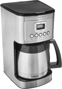 cuisinart dcc3400P1 coffee maker