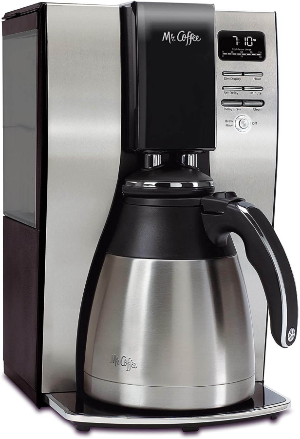 mr coffee 10 cup thermal coffee maker