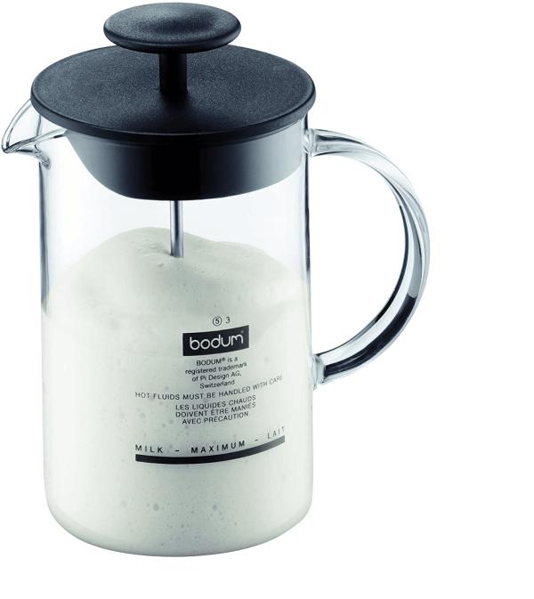bodum milk frother