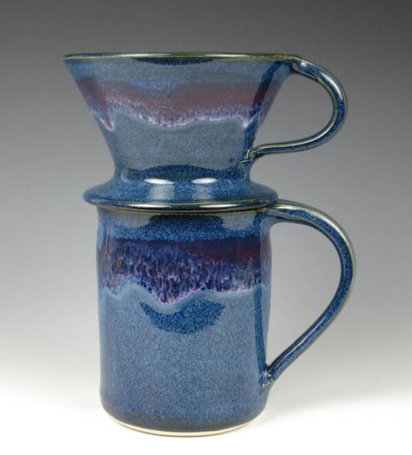 handmade coffee brewer