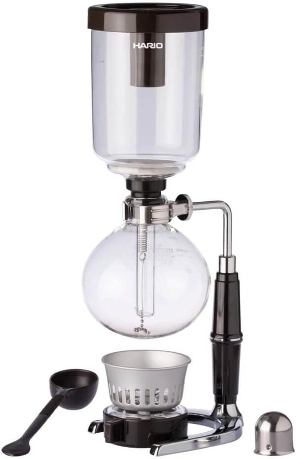 hario glass syphon coffee maker