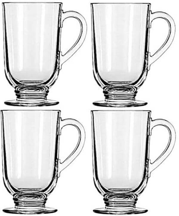 libbey irish coffee mugs