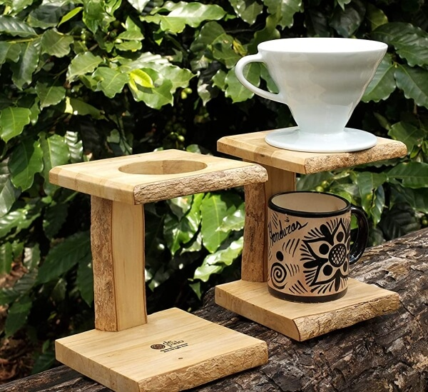 pour over stand