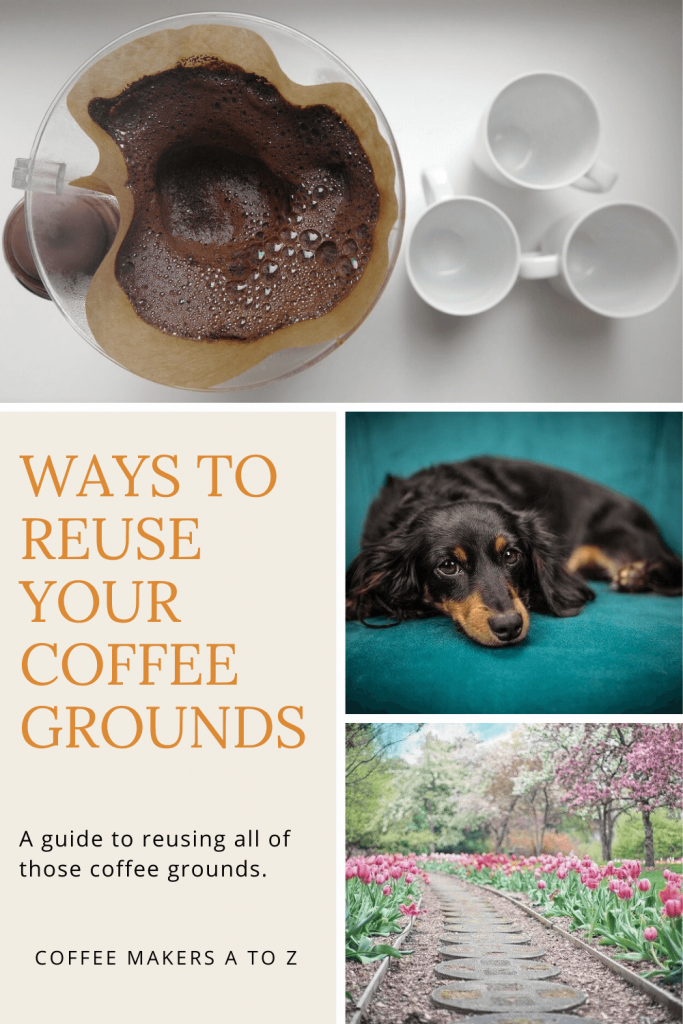 ways to reuse Coffee Grounds Article