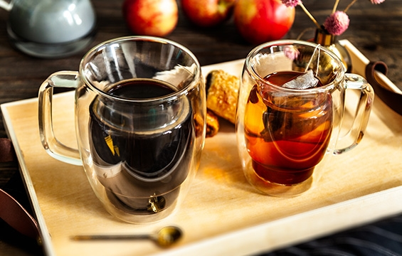 joyjolt coffee glassware