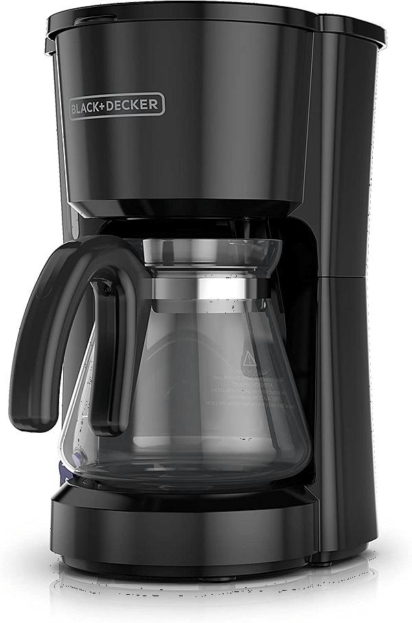 black+decker coffee maker CM0700BZ