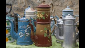antique coffee makers