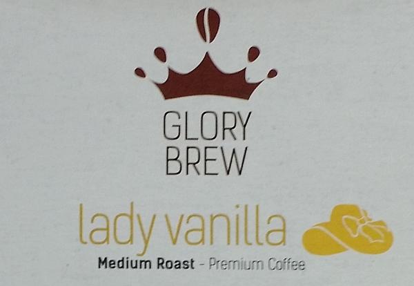 Lady Vanilla Graphic