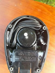 capresso inifinty power cord well